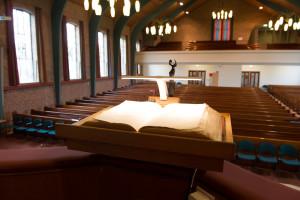 bijbel-kansel