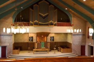 kansel-orgel