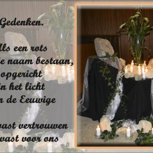 Einde kerkelijk jaar 2011